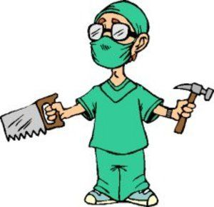 Funny hospital clip art gallbladder image