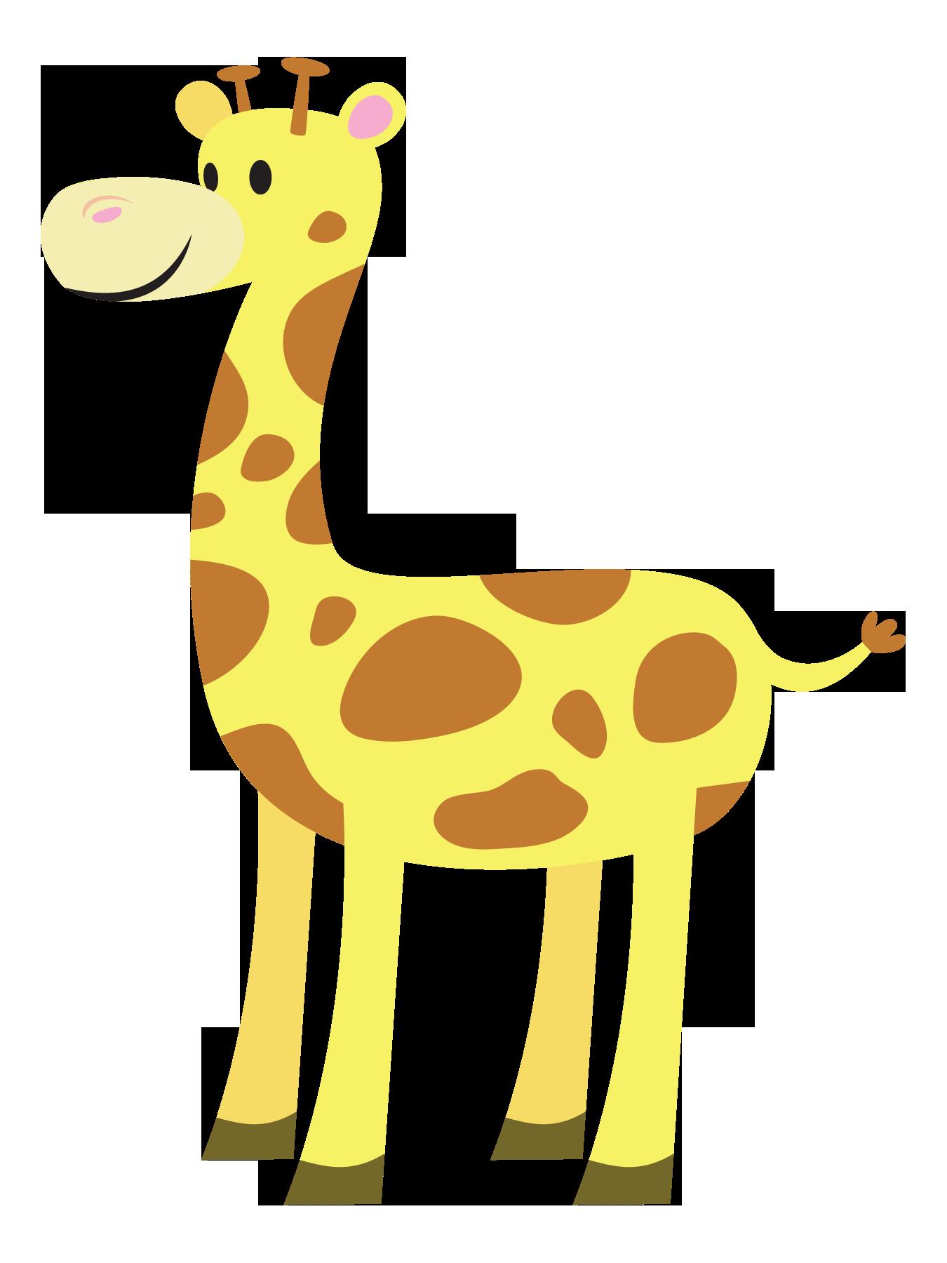 Giraffe clip art free clipart images 4
