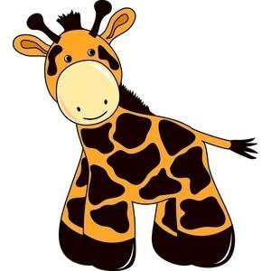 Giraffe clip art free clipart images 8