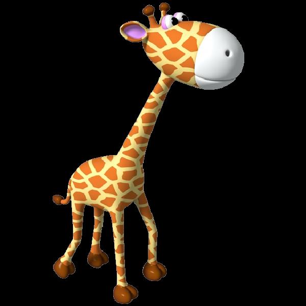 Giraffe clip art free clipart