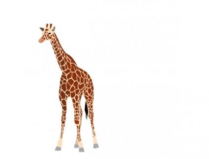 Giraffe clip art giraffe free animal images 2