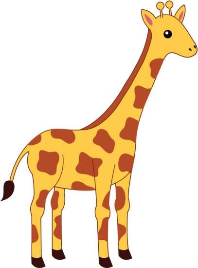 Giraffe clipart clipartfox 4