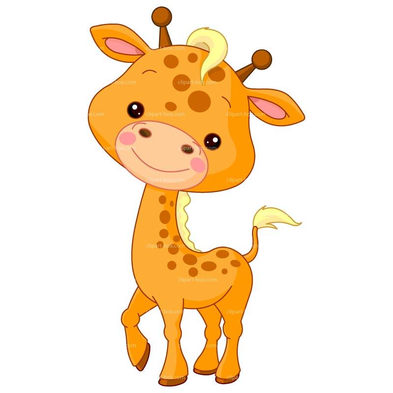 Giraffe clipart free clipartfox 3