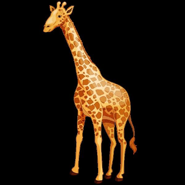 Giraffe images clip art 2