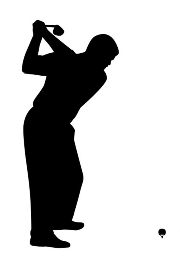 Golf clip art clipart 2