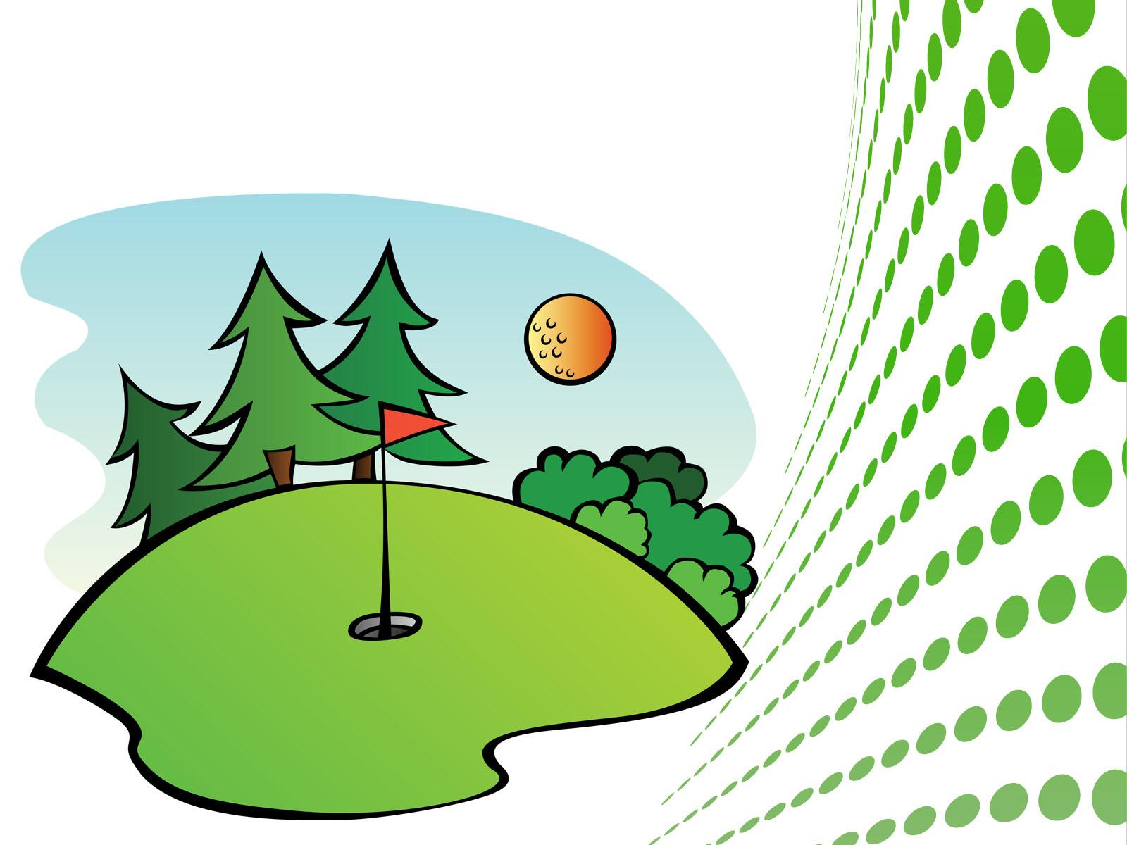 Golf clip art clipart