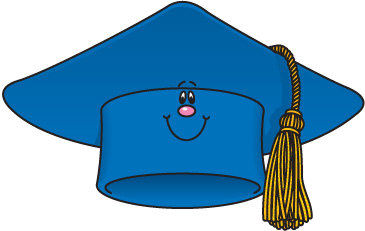 Graduation cap graduation hat free clipart education