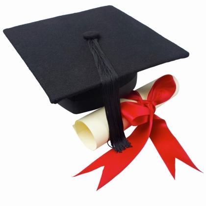 Graduation clip art 5