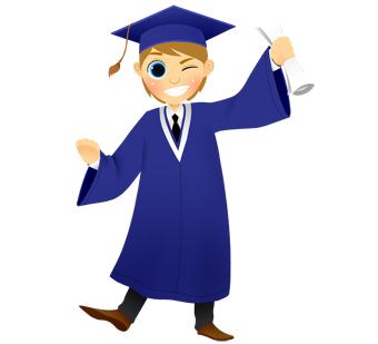 Graduation clip art free printable clipart 2