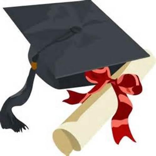 Graduation clip art free printable clipart 4