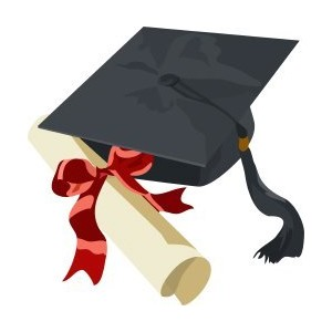 Graduation clip art free transparent 2