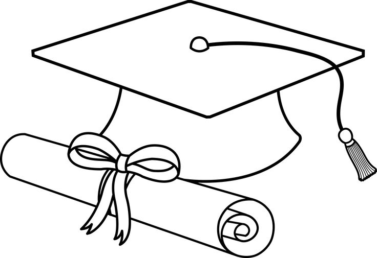 Graduation college graduate clipart free images 4