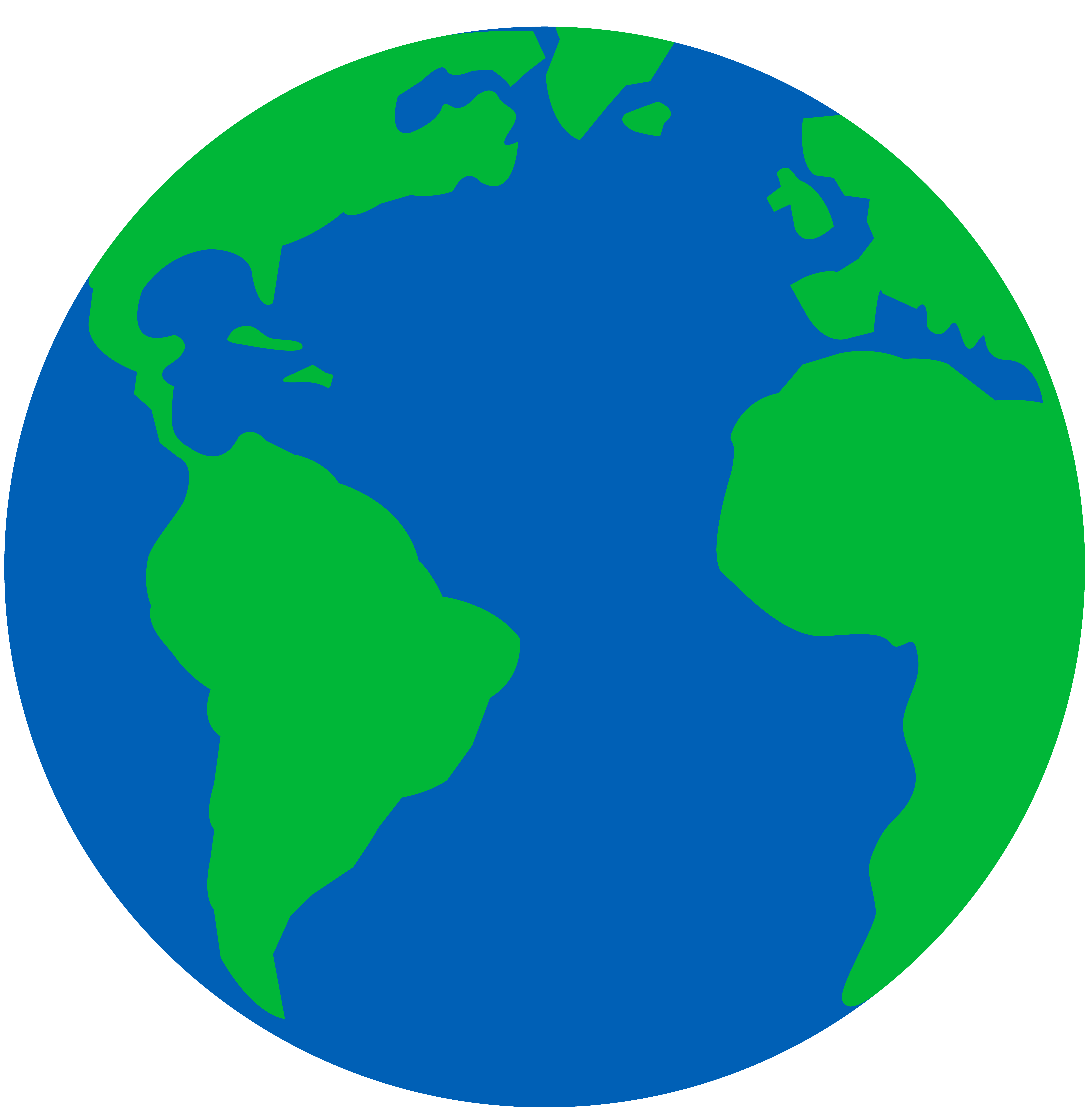 Green earth clipart free images 2