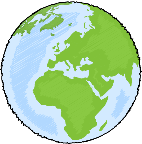 Green earth clipart free images 6