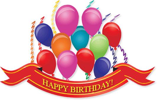 Happy birthday birthday s free clipart