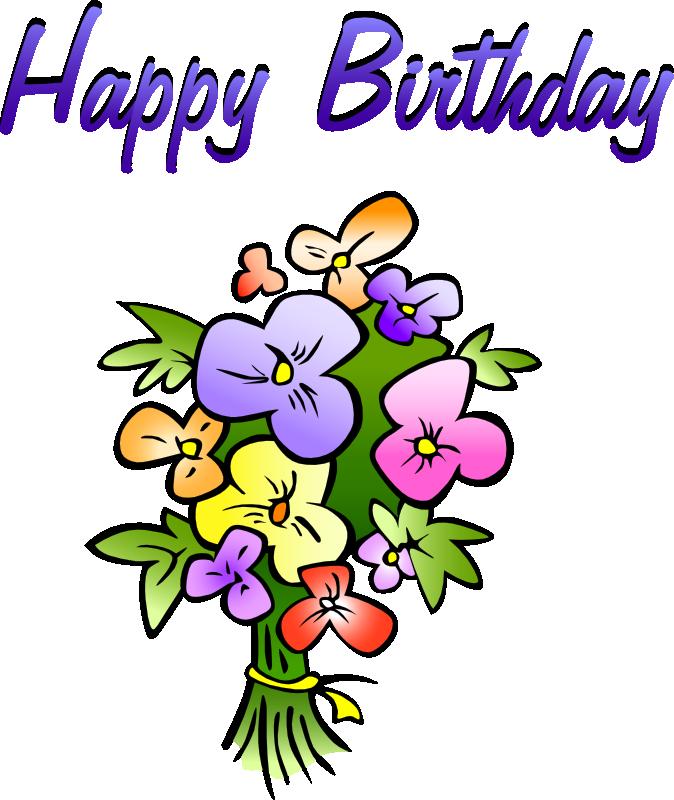 Happy birthday free birthday clipart animations 3