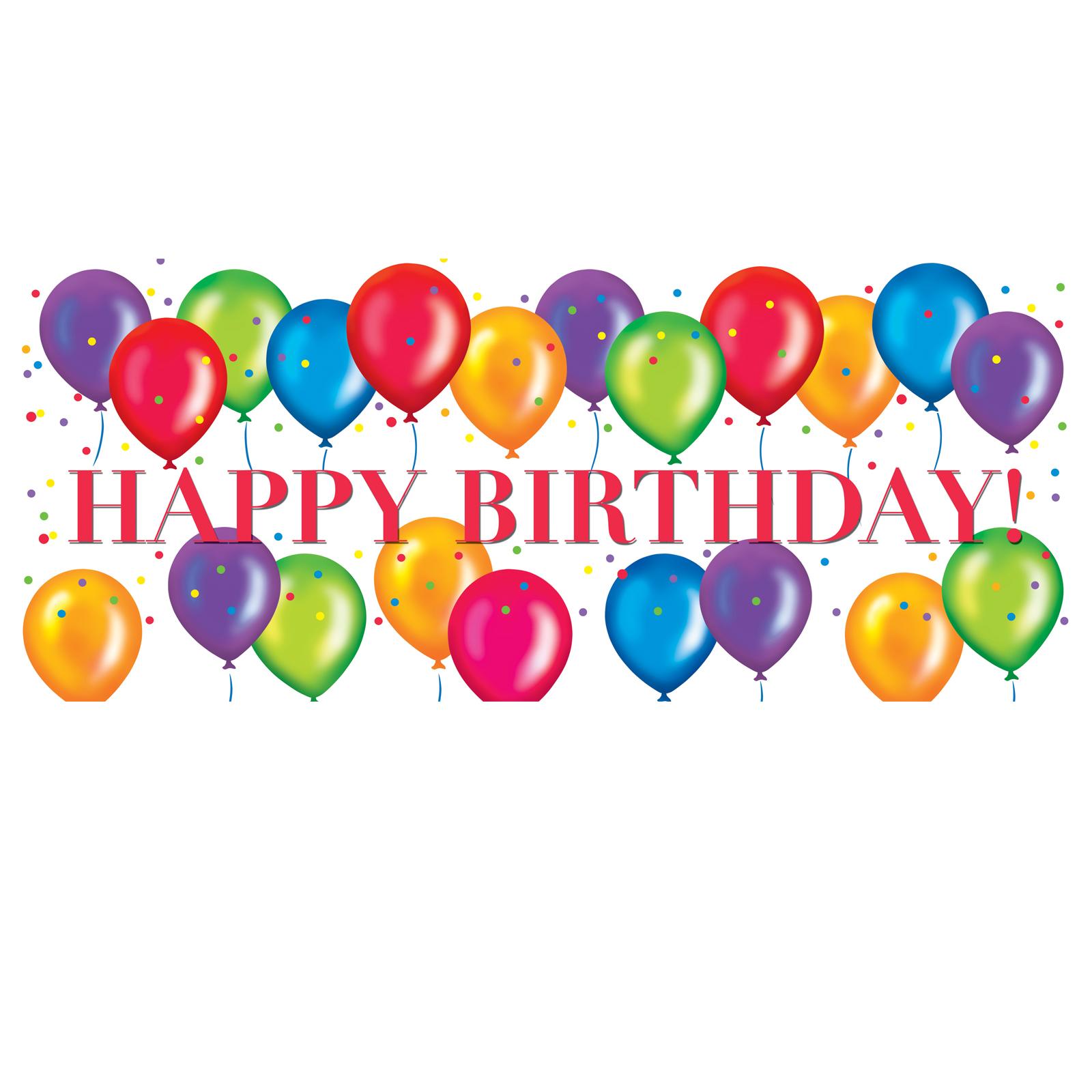 Happy birthday friend clipart 4