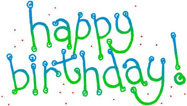 Happy birthday son clipart clipartfest