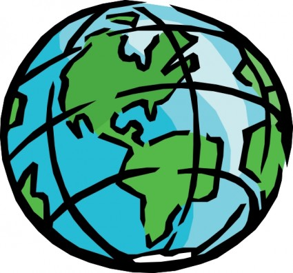Happy earth clipart free images