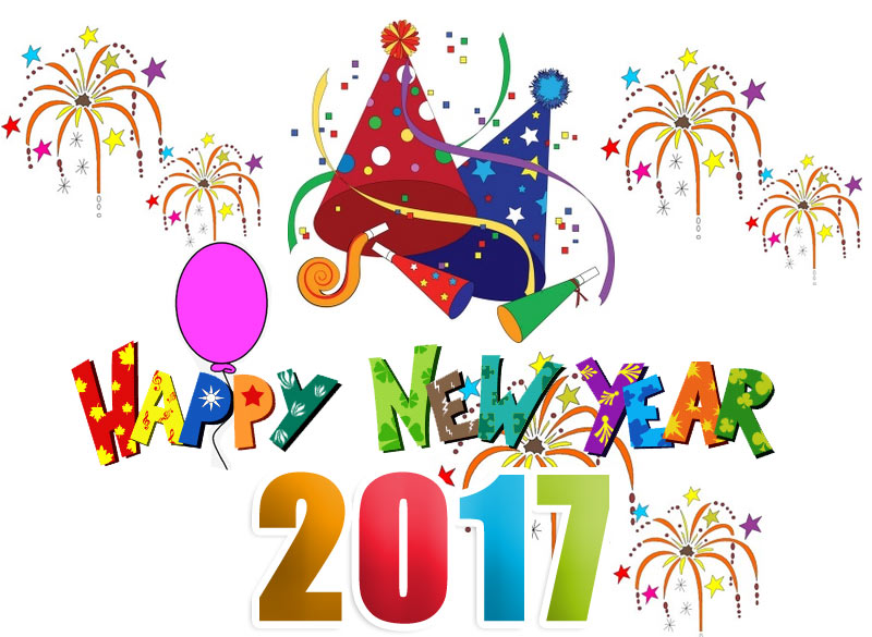 Happy new year 7 clipart images free download