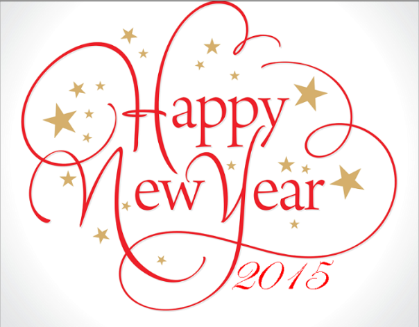 Happy new year clipart 0