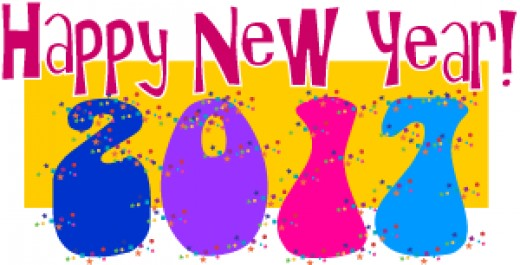 Happy new year clipart 7 clipartfest