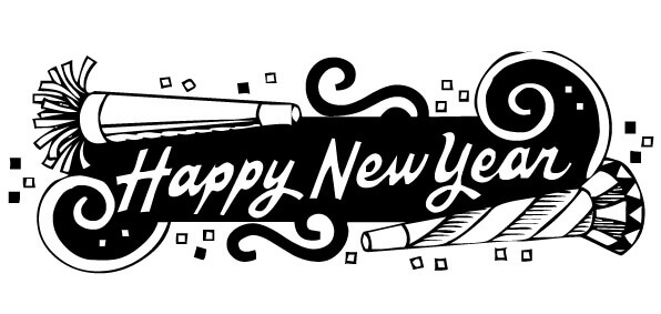 Happy new year clipart 7 happy new year wishes quotes