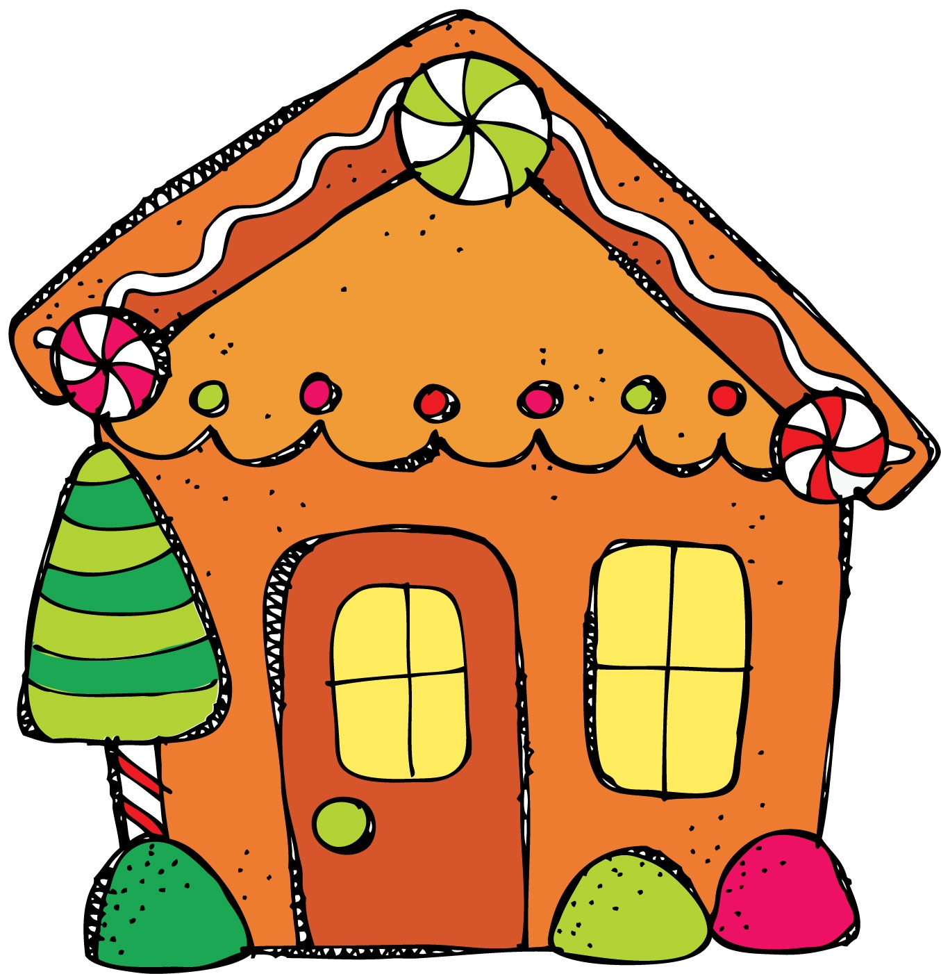 Home clip art house free clipart 2