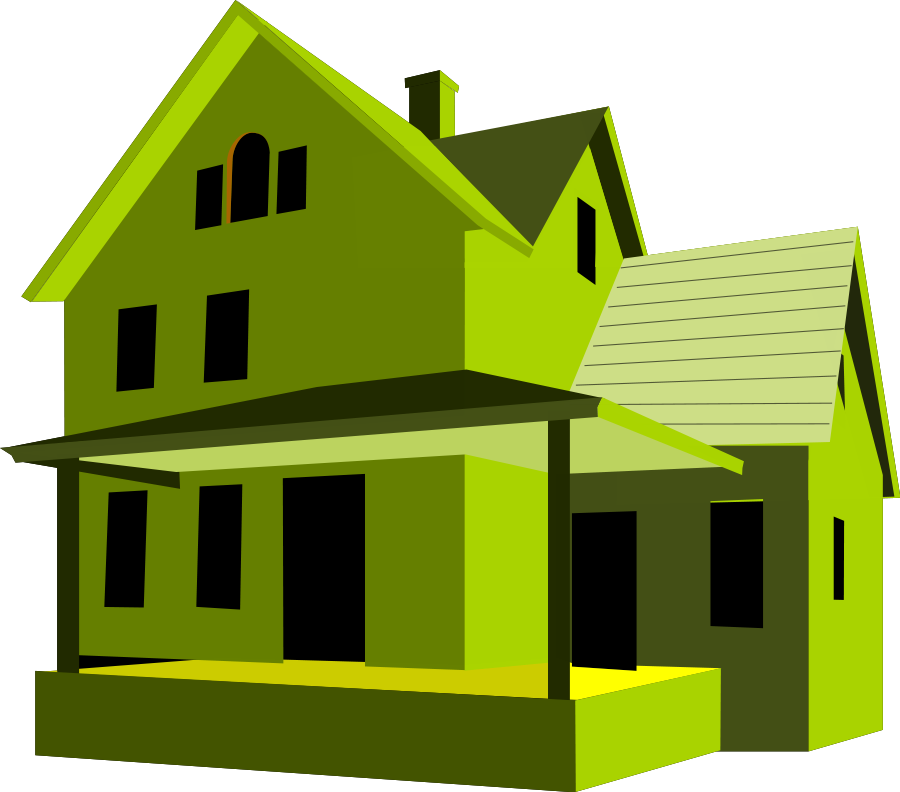 Home clipart free images 4