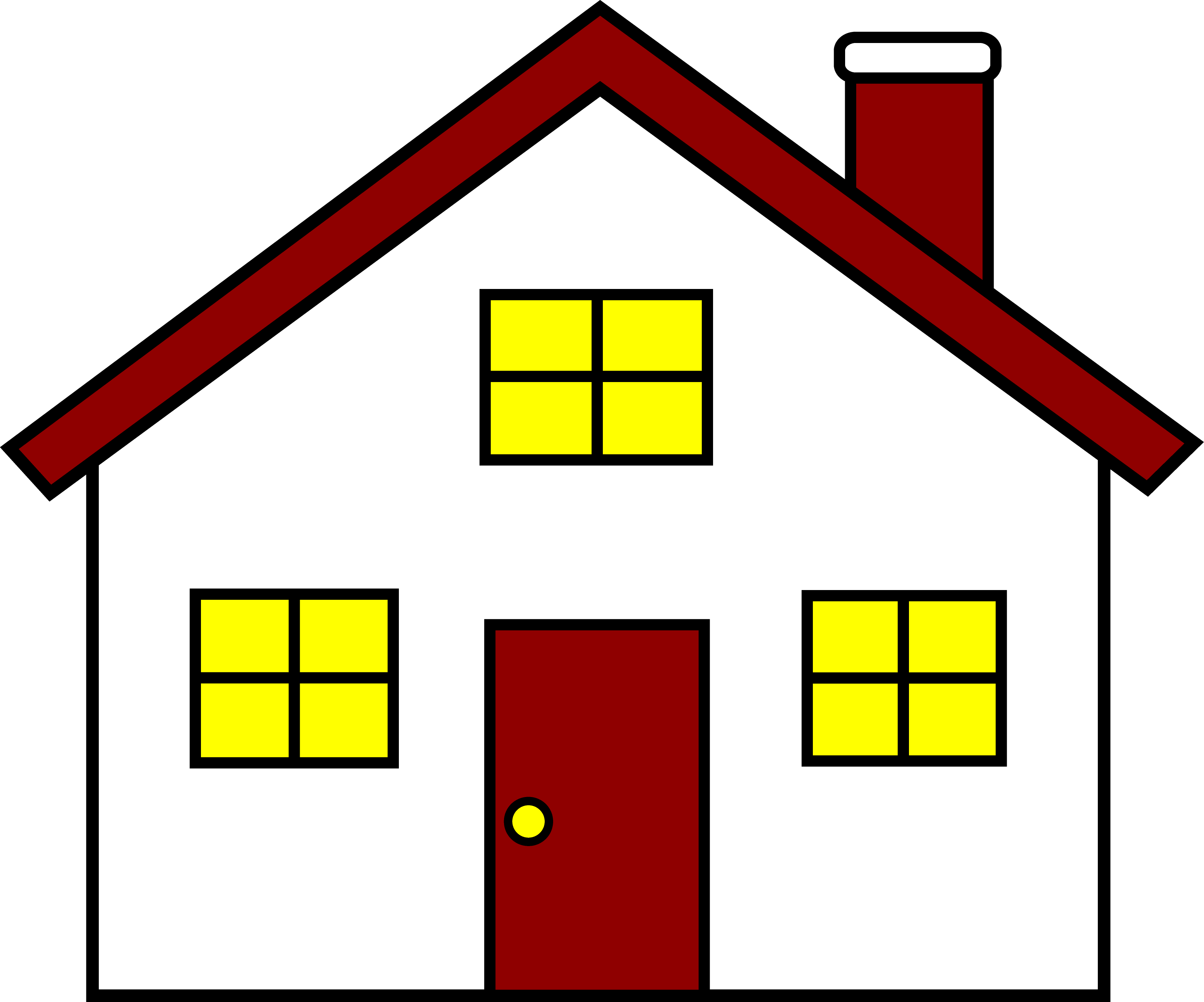 Home clipart free images 5