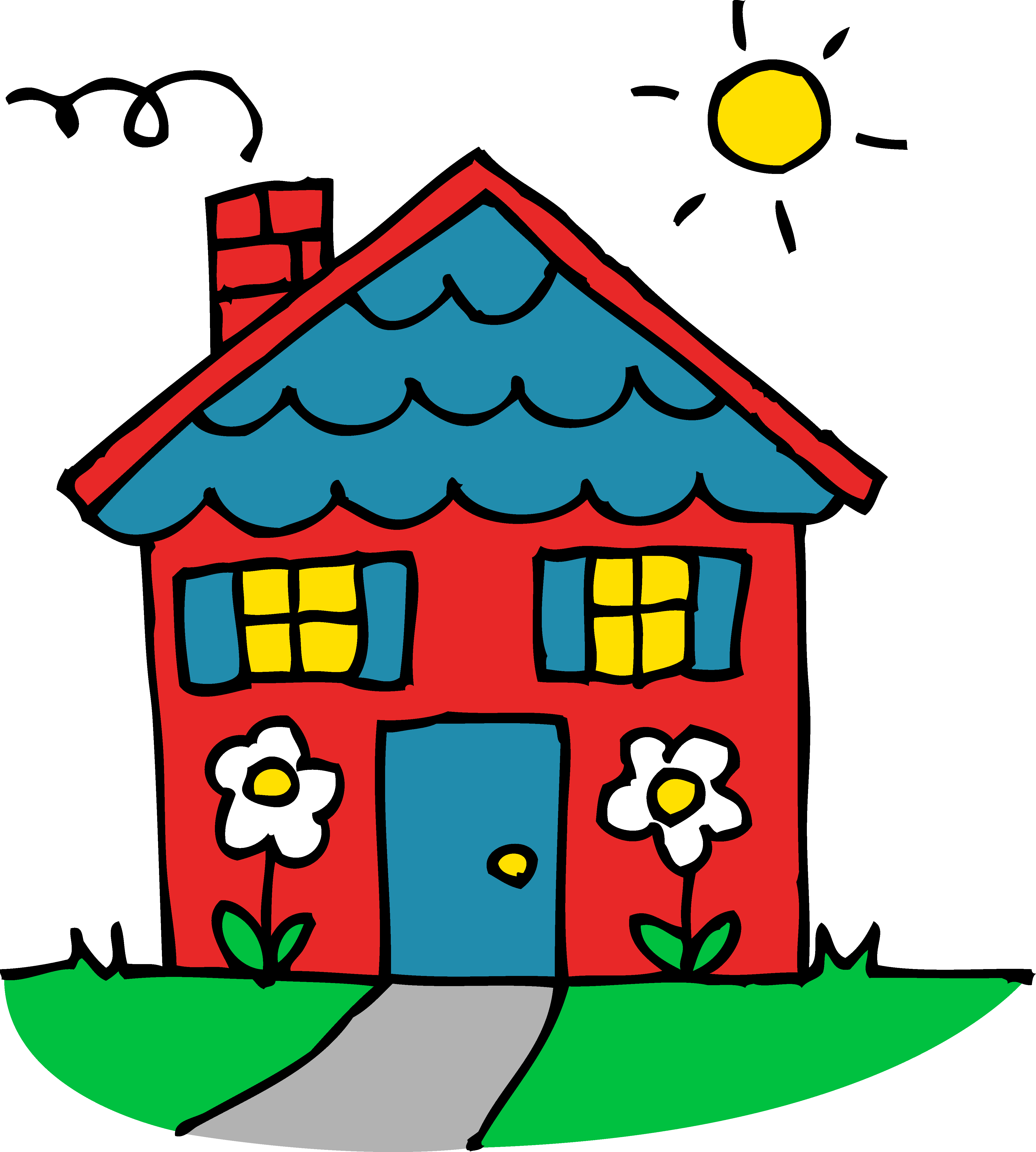 Home clipart free images