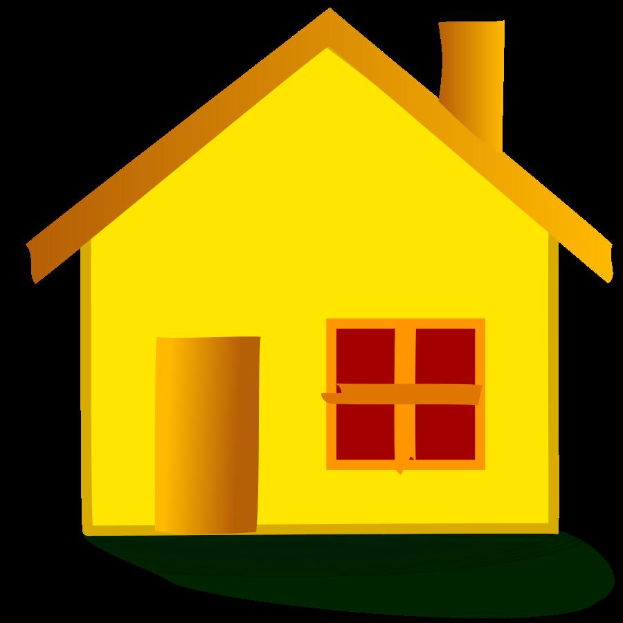 Home clipart vector clipartfest
