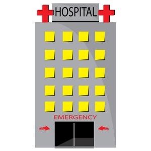 Hospital clip art 5