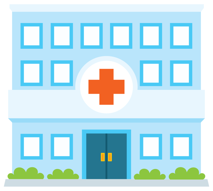 Hospital clip art pictures free clipart images 2