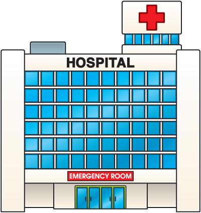 Hospital clip art - WikiClipArt