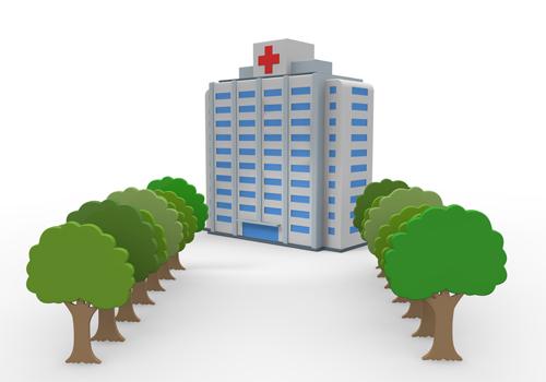 Hospital clipart 4