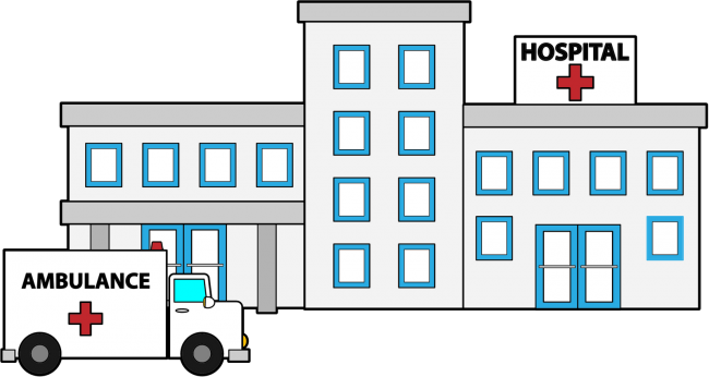 Hospital clipart free images