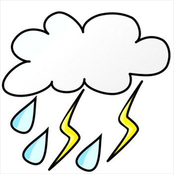Hurricane storm clipart