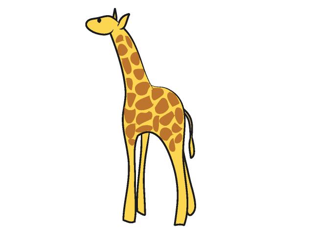 Image of baby giraffe clipart 7 clip art 2