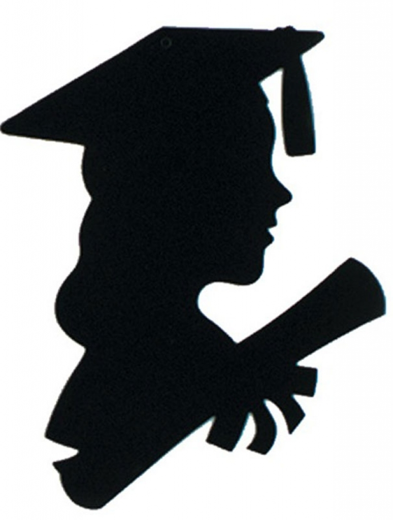 Image of graduation clipart 3 clip art free 2 for girl