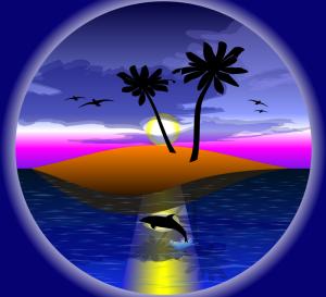 Island clip art download 2