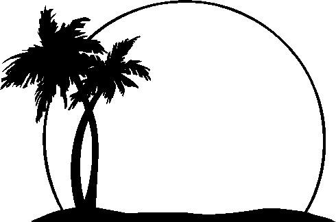 Island clipart 9