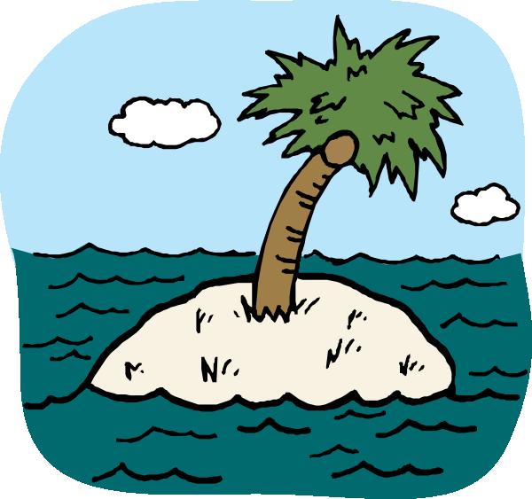 Island clipart clipart