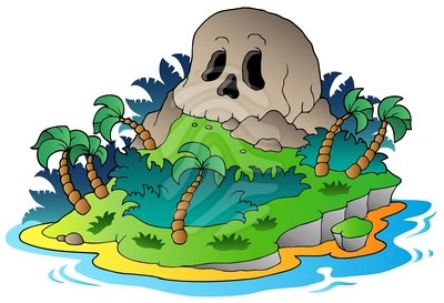 Island clipart free images 3