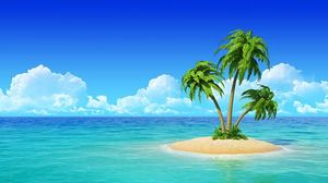 Island clipart free images 5