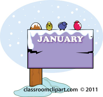 January clip art for kids downloadclipart org