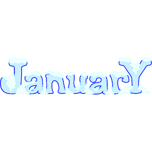 January month clipart free clip art images image 7