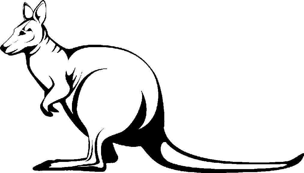 Kangaroo clip art id clipart pictures 2