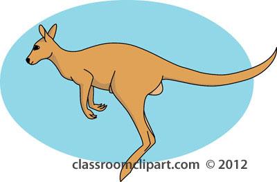 Kangaroo clipart kangaroo 3