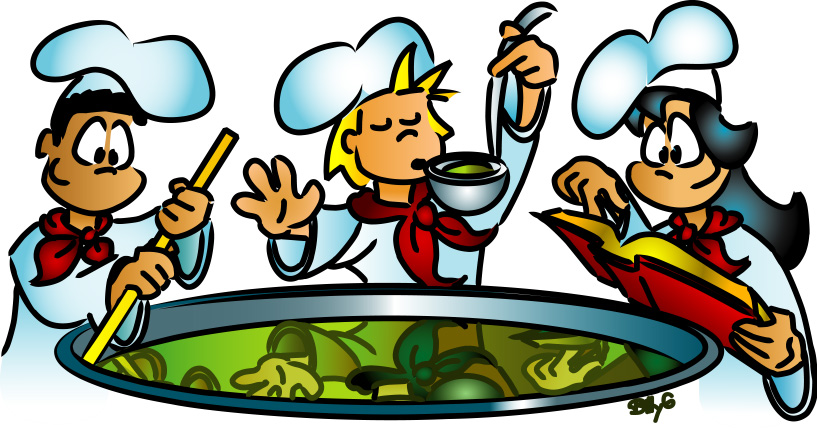 Kitchen clip art free clipart images 6